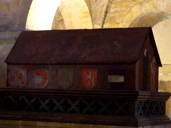 Tomb of Vratislav I