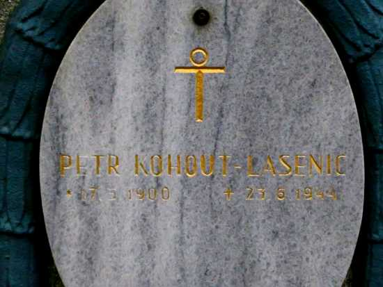 Tombstone of Pierre de Lasenic