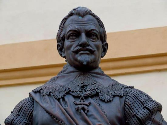 Statue of Wallenstein