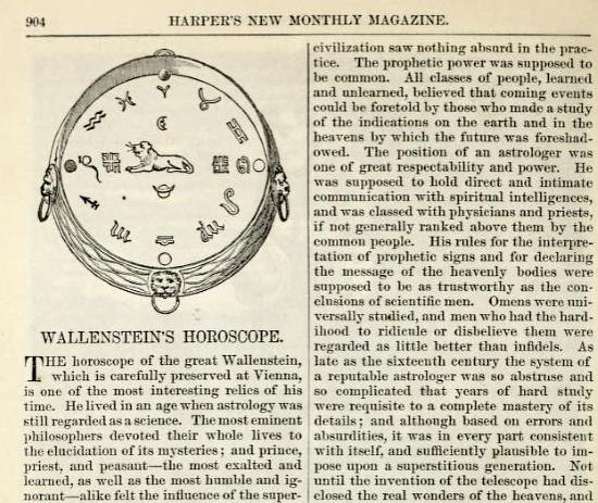 Harper's New Monthly Magazine in 1871