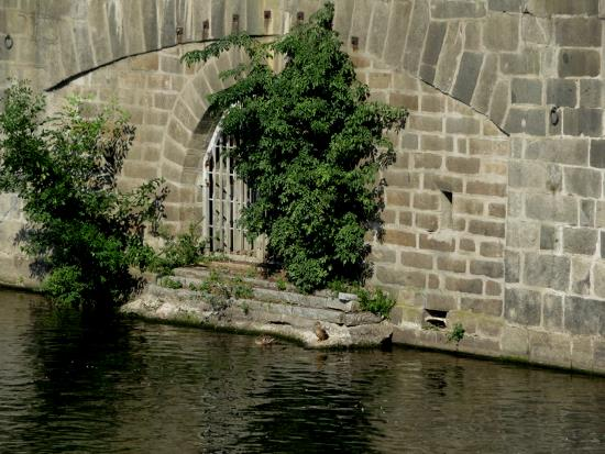 Tunnel from the Vltava